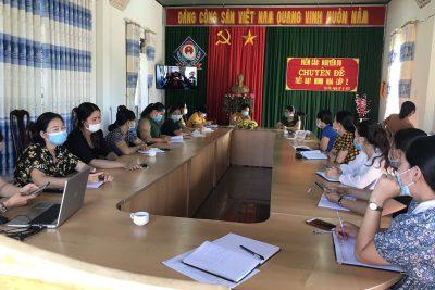 Điểm cầu Nguyễn Du- Chuyên đề: Tiết dạy minh họa lớp 2 (chào đón năm học 2021-2022)