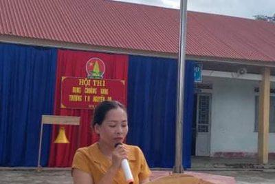 Hoạt động ngoại khóa Rung chuông vàng Chào mừng ngày Nhà giáo Việt Nam 20/11 của Trường TH Nguyễn Du.