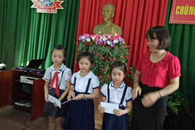Liên đội Nguyễn Du tổ chức Hội thi Chúng em kể chuyện Bác Hồ – năm học 2017 – 2018